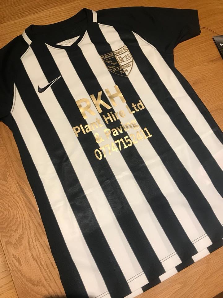 RKH Plant Hire Ltd Sponsor Penistone Church Football Club